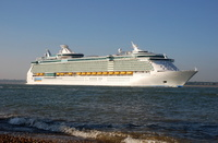 Independence of the Seas IMO 9349681 Built 2008 154407gt