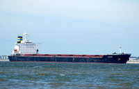 Paragon IMO 7639927 38205gt Built 1995 Bulk Carrier Flag Malta