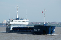 Apollo Lynx IMO 9282091 2914gt Built 2002 General Cargo Ship Flag Antigua & Barbuda