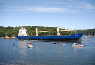 Nordland IMO 9229087 5052gt Built 2002 General Cargo Ship Flag Netherlands