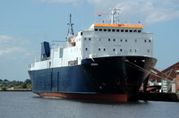 Lygra IMO 7704629 RoRo/Cargo Built 1979 Flag Norway