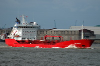 Solstraum IMO 8913708 Flag Norway Built 1990 3998gt Chemical/Oil Products Tanker