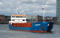 Bondenau IMO 9356854 Built 2007 2452gt General Cargo Ship