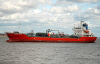 Chemical Voyager IMO 9326225 Flag Panama Built 2005 2137gt Chemical/Oil Products Tanker