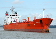 Bregen IMO 9035266 10012gt Built 1994 Chemical/Oil Products Tanker Flag Norway
