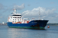 Stella Orion IMO 9265251 4074gt Built 2004 Chemical/Oil Products Tanker Flag Netherlands