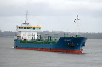 Bro Galaxy IMO 9229063 4107gt Built 2001 Oil Products Tanker Flag Netherlands
