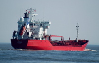 Listraum IMO 8920282 3998gt Built 1991 Chemical/Oil Products Tanker Flag Norway