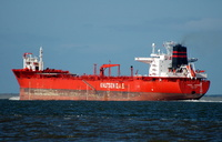 Vigdis Knutsen IMO 9052989 66671gt Built 1993 Crude Oil Tanker Flag Norway
