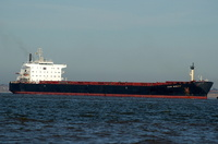Ever Mighty  IMO 9128489 39376gt Built 1996 Bulk Carrier Flag Panama