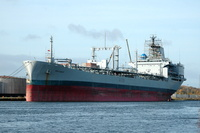 RFA Bayleaf  IMO 7342031 18854gt Built 1982 Flag UK