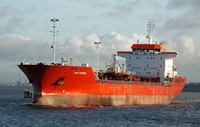 Mar Patricia  IMO 9156034 10527gt Built 1998 Chemical/Oil Products Tanker