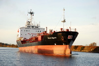 Stolt Egret  IMO 9004308 3853gt Built 1992 Chemical/Oil Products Tanker Flag Cayman Isles