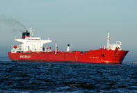 Tove Knutsen  IMO 8715546 61206gt Built 1989 Crude Oil Tanker Flag Norway
