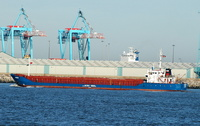 Carrier  IMO 8504959 1587gt Built 1985 General Cargo Ship Flag Antigua Barbuda
