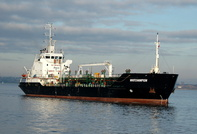 Whitchampion IMO 9252280 2965gt Built 2003 Oil Products Tanker Flag UK
