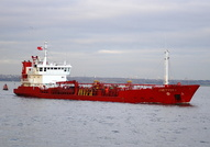 Ametysth IMO 8820286 1716gt Built 1991 Chemical Tanker Flag Poland