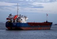 Gorky  IMO 8937352 2914gt Built 1997 General Cargo Ship Flag Antigua Barbuda