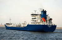 Fure Nord  IMO 9271884 11548gt Built 2004 Chemical/Oil Products Tanker Flag Sweden