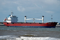 Raguva IMO 8908844 11542gt Built 1995 General Cargo Ship Flag Lithuania