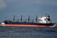 Atlantic Burnet  IMO 9338541 19822gt Built 2007 Bulk Carrier Flag Hong Kong