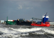 Werder Bremen  IMO 9202259 6378gt Built 1999 Container Ship Flag Germany