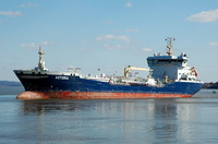 Astoria IMO 9166314 7028gt Built 1999 Chemical/Oil Products Tanker Flag Sweden