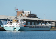 Ingrid  IMO 8906353 1960gt Built 1990 General Cargo Ship Flag Cyprus
