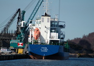 Frida IMO 9344368 3610gt Built 2005 General Cargo Ship Flag Antigua Barbuda