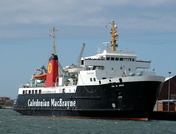 Isle of Arran IMO 8218554 3296gt Built 1984 Flag UK Passenger/Ro Ro Cargo Ship