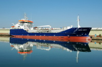 Sarnia Liberty IMO 9322176 2793gt Built 2006 Oil Products Tanker Flag Gibraltar ex Vedrey Thor