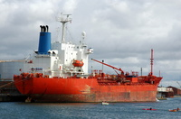 Ebony IMO 8500135 7915gt Built 1986 Chemical/Oil Products Tanker Flag Malta
