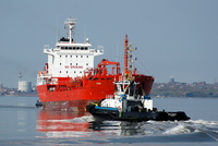 Glen IMO 9311634 8450gt Built 2005 Chemical Tanker Flag Singapore