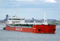 Agdash  IMO 9435325 7833gt Built 2007 Oil Products Tanker Flag Malta