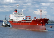 Sichem Amethyst IMO 9354571 5303gt Built 2006 Chemical Tanker Flag Panama