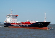 Havva Ana IMO 9511442 5578gt Built 2009 Chemical/Oil Products Tanker Flag Turkey