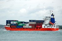 Believer IMO 9031454 5006gt Built 1992 Container Ship Flag Malta