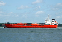Ievoli Gold IMO 8916504 4556gt Built 1993 Chemical Tanker Flag UK