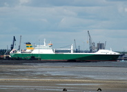 Hartland Point IMO 9248538 23235gt Built 2002 Ro Ro Cargo Ship Flag UK