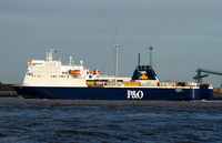 Norbank  IMO 9056583 17464gt Built 1993 Passenger/Ro Ro Flag Netherlands