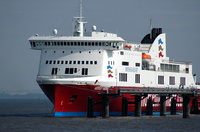 Mersey Viking IMO 9329851 27700gt Built 2005 Passenger/Ro Ro Flag UK Norfolk Line