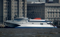 Sea Express 1  since re named Snaefell