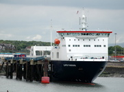 Clipper Panorama at Heysham