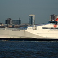 Superseacat Two  IMO 9141845 4662gt Built 1997 Passenger/Ro Ro Flag UK