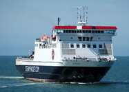 Ben-My-Chree IMO 9170705 12504gt Built 1998 Passenger Ro Ro Cargo Ship Flag UK  Isle of Mann Steam Packet Company