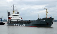 Apollo Falcon  IMO 7208728 4255gt Built 1972