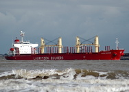 Laura Bulker IMO 9379662 Built 2008 Bulk Carrier Flag Singapore