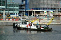 F48 dredging at Salford Quays
