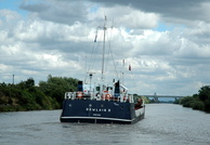 Dowlais D on the Manchester Ship Canal