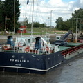 Dowlais D in Latchford Locks Warrington